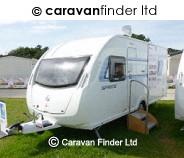 Sprite Alpine 4 2013 caravan