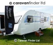 Sprite Major 4 2013 caravan