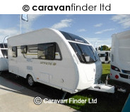 Sprite Alpine 2 SR 2014 caravan
