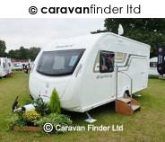Sprite Alpine 4 2014 caravan