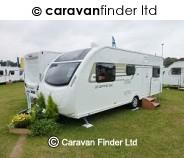 Sprite Major 6 2014 caravan