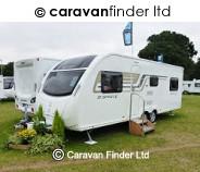 Sprite Quattro FB 2014 caravan