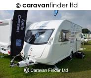 Sprite Alpine 2 2015 caravan