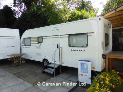 Sprite Major 6 TD 2015  Caravan Thumbnail