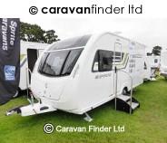 Sprite Alpine 4 2016 caravan