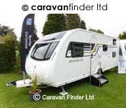 Sprite Exclusive Major 6 2016 caravan