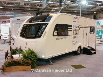 Sprite Major 6 TD 2016  Caravan Thumbnail
