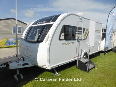 Sprite Alpine 4 SR 2017  Caravan Thumbnail