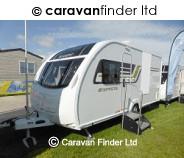 Sprite Exclusive 4 2017 caravan