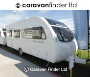 Sprite Major 6 SR 2017 caravan
