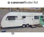 Sprite Coastline Esprit DD 2017 caravan