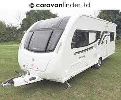Sprite Vogue 580 SB 2017  Caravan Thumbnail