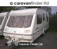 Sterling Cruach Torrin 2001 2001 caravan