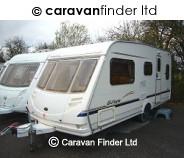 Sterling Europa 500 2002 2002 caravan