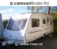 Sterling Amethyst 2003 caravan