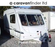 Sterling Europa 390 2004 caravan