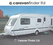Sterling Europa 520 2004 caravan