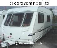 Sterling Europa 540 2004 caravan