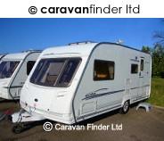 Sterling Moonstone 2005 caravan