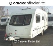 Sterling Europa 495 2005 caravan