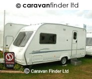 Sterling Diamond 2006 caravan