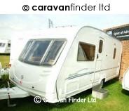 Sterling Onyx 2006 caravan