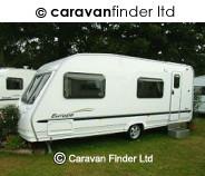 Sterling Europa 540 2006 caravan