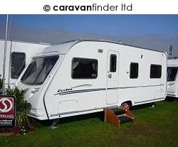 Used Sterling Eccles Jewel 2007 touring caravan Image