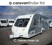 Sterling Searcher 2007 caravan