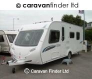 Sterling Opal 2008 caravan