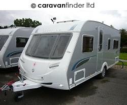 Sterling Eccles Onyx 2009  Caravan Thumbnail