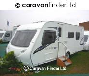 Sterling Eccles Opal 2009 caravan