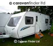 Sterling Europa 495 2009 caravan