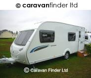 Sterling Europa 540 2009 caravan