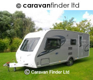 Sterling Elite Emerald 2010 caravan