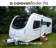 Sterling Solitaire SR 2011 caravan