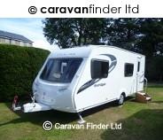 Sterling Europa 570 2011 caravan