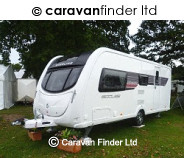 Sterling Eccles Moonstone 2012 caravan