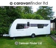 Sterling Eccles Ruby 2012 caravan