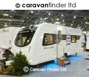 Sterling Eccles Solitaire 2012 caravan