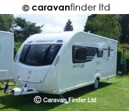 Sterling Eccles Sport 524 2012 caravan