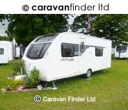 Sterling Eccles Sport 544 SR 2012 caravan