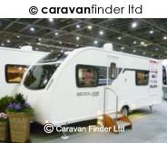 Sterling Eccles Sport 564 SR 2012 caravan