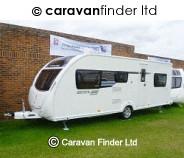 Sterling Eccles Sport 586 SR 2012 caravan
