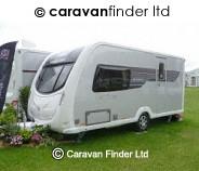 Sterling Elite Diamond 2012 caravan