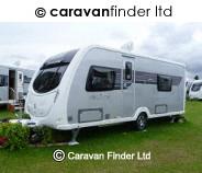 Sterling Elite Opal 2012 caravan