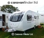 Sterling Eccles Sport 524 2013 caravan