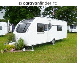 Used Sterling Eccles Sport 544 SR 2013 touring caravan Image