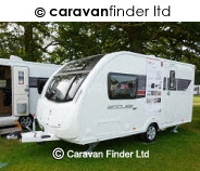 Sterling Eccles Topaz SE 2013 caravan