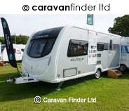 Sterling Elite Emerald caravan